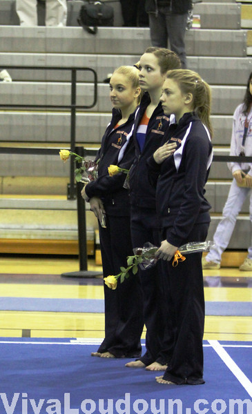 Gymnastics: A/AA State Qualifier - 2.15.10 (by Dan Sousa)