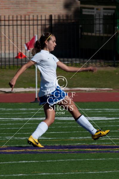 2011-01-08 Soccer Varsity Girls St. Andrews @ Kinkaid