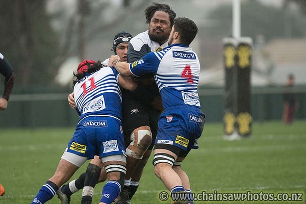 Jubilee Cup Round 3: Norths (22) v Petone (10)