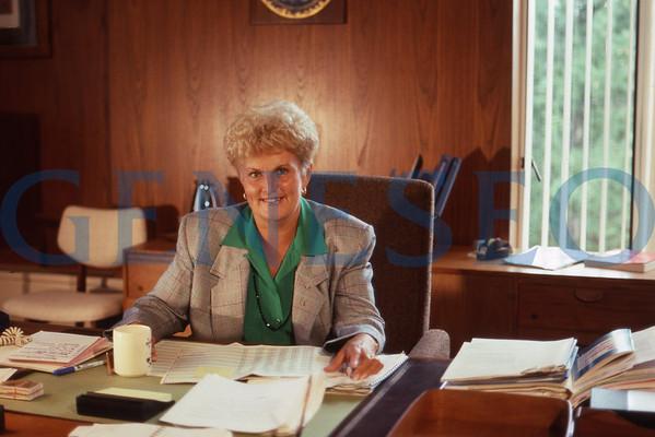 President Carol C. Harter