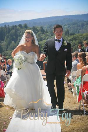 Shannon & Izaak - Ceremony