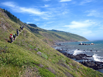 Lost Coast: May 22-25, 2009