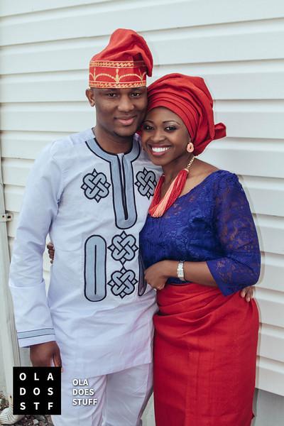 Yemi's Wedding Weekend