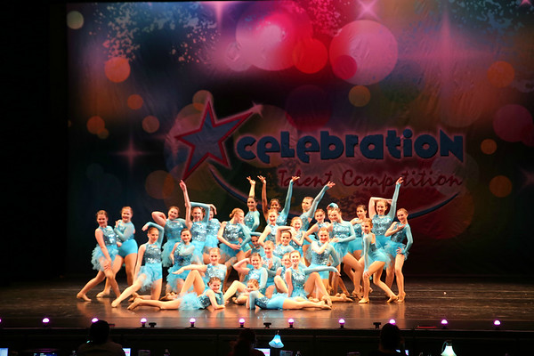 5678 Dance 1st Dance Comp 2017