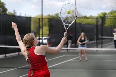 Girls Varsity Tennis - 5/17/2016 Manistee