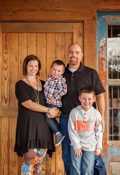 Deon Grandon Photography Ferris TX Family Portrait