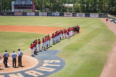 2021 Baseball vs. West Florida (NCAA Tournament May 30)