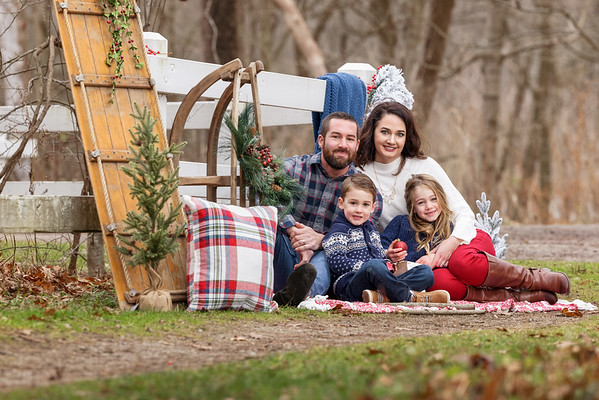 11.27.20 Fall Family Portraits