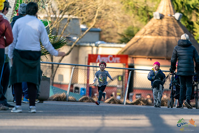 2019-11-28 Tot Trot - Turkey Trot at the Zoo