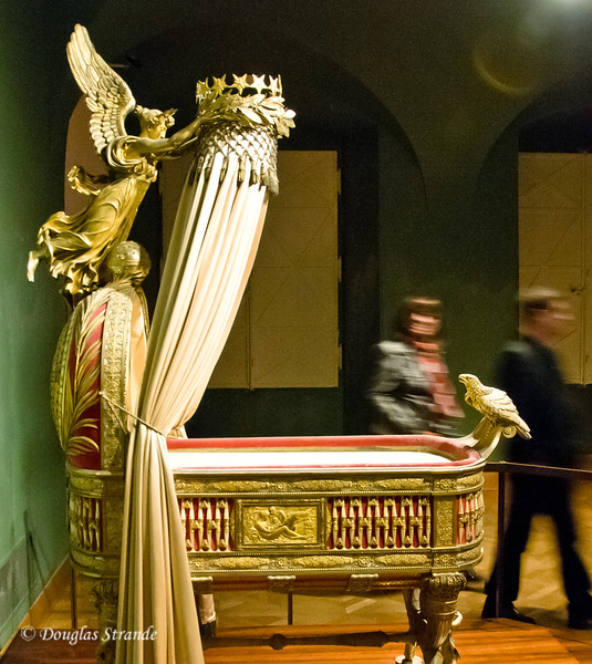 Cradle of the King of Rome at the Imperial Treasury, Vienna