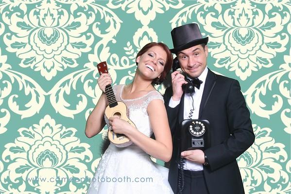 Denis & Jessica Photobooth