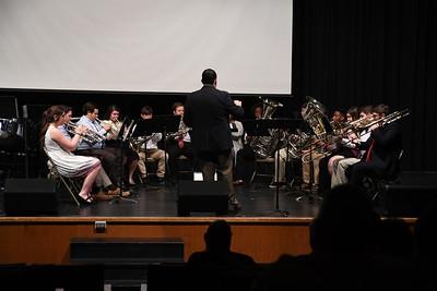Small Ensemble Concert 2017