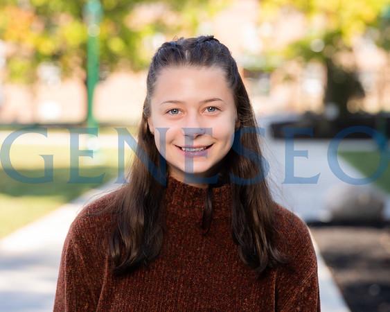Advancement Annual Report Student Portraits