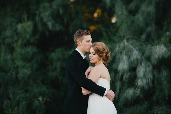 Allen-Mikel + Morgan | A Wedding Story