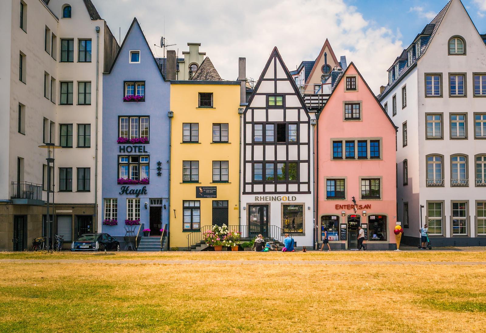 德国科隆,2000多年的城市