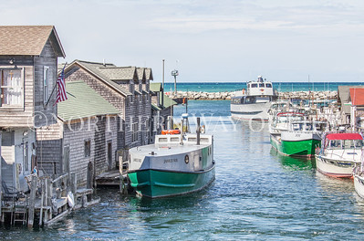 Fishtown, Lighthouses & Barns