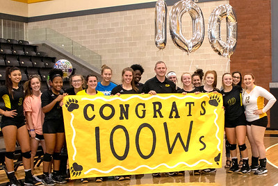 Timpson Lady Bears win gives Coach James Foster his 100th victory