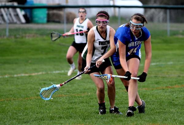 WUHS Girls' Lacrosse vs Hartford