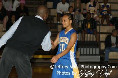 12-09-2009 Watkins Mill HS vs Gaithersburg HS Varsity Girls Basketball, Photos by Jeffrey Vogt Photography