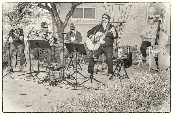 The Short Street Circle Band
