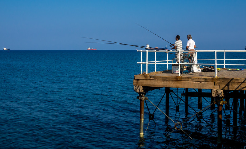 Fishers in Limassol