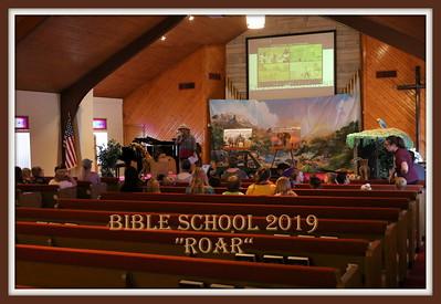 """Bible School 2019 """"ROAR"""""""