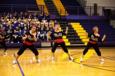2012 DANCE COMPETITION AT CMHS