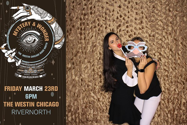 """The Westin Chicago River North """"Mystery & Wonder 2018"""""""