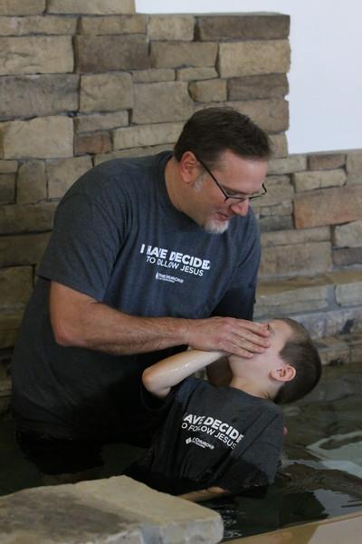 Baptism November 19, 2017