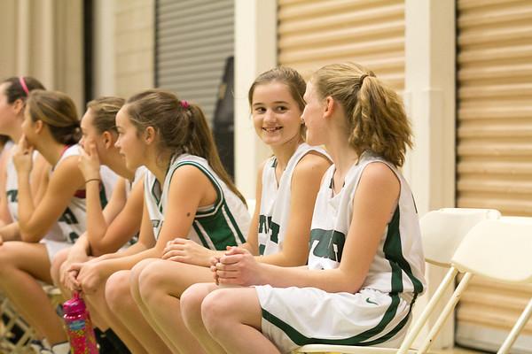 Middle School Tartans Basketball vs. Newtown Friends