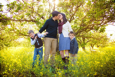 The Hulse Family Mini-Session