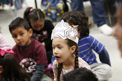 Read Across the District at Guerrero Elementary