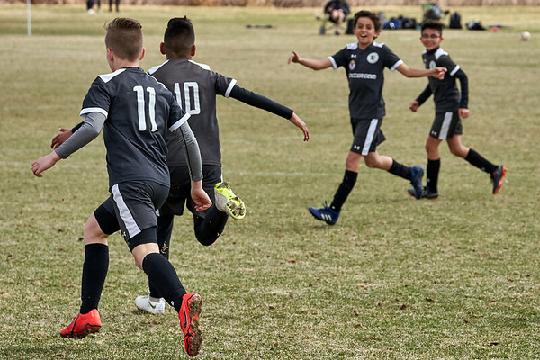 B-Elite 2007A State Cup Game 3 vs Real Edge, 03-31-2019