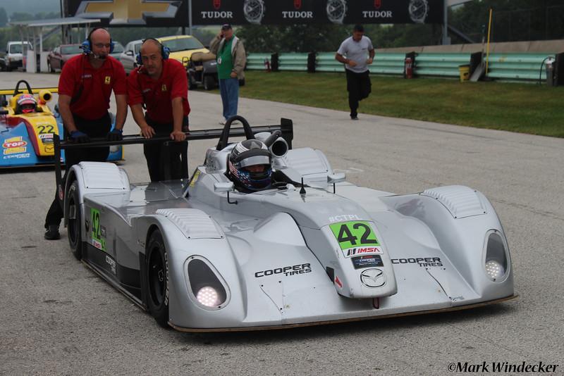 10th Richard Fant(M) Ferrari of Houston Race Team