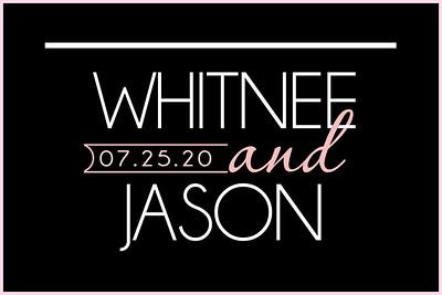2020-07-25  Whitnee & Jason