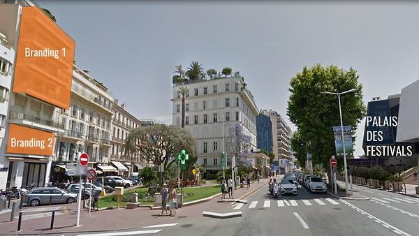 A Strategic Venue near the Palais