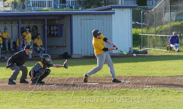 160416 MHS Baseball vs South Umpqua