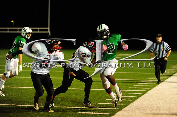10-19-2012 Heritage at Woodgrove Football