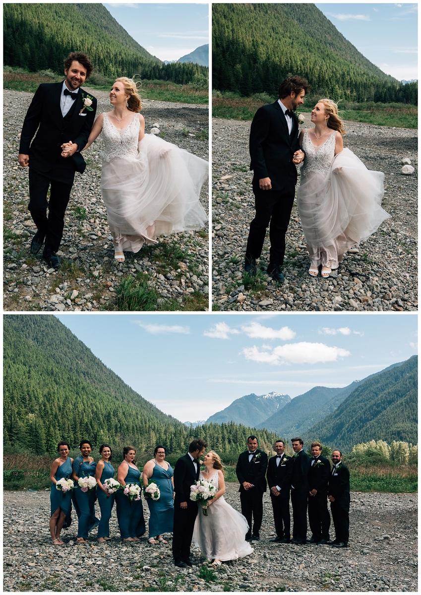 Sunshine Valley Wedding