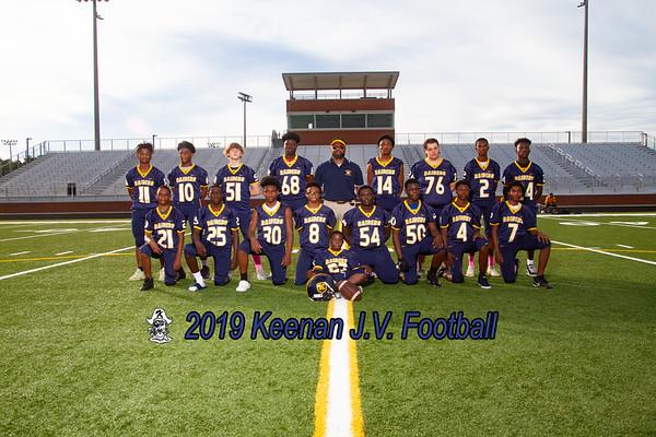 2019 JV Football