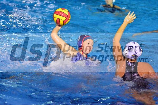 Girls Water Polo vs Lake Howell 02*25*19