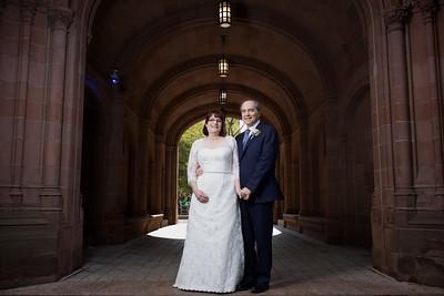 Paula + Larry's Wedding :: Union League Cafe :: New Haven, CT