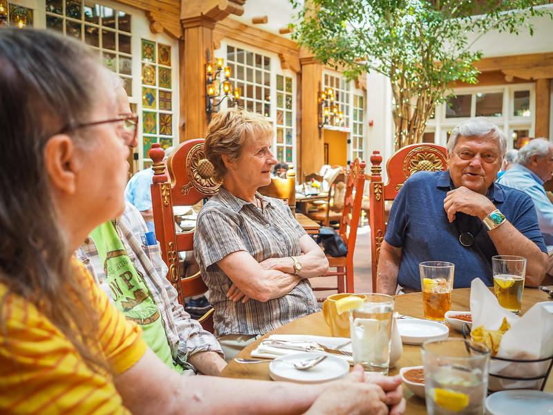 Fosler Cousins in Santa Fe.