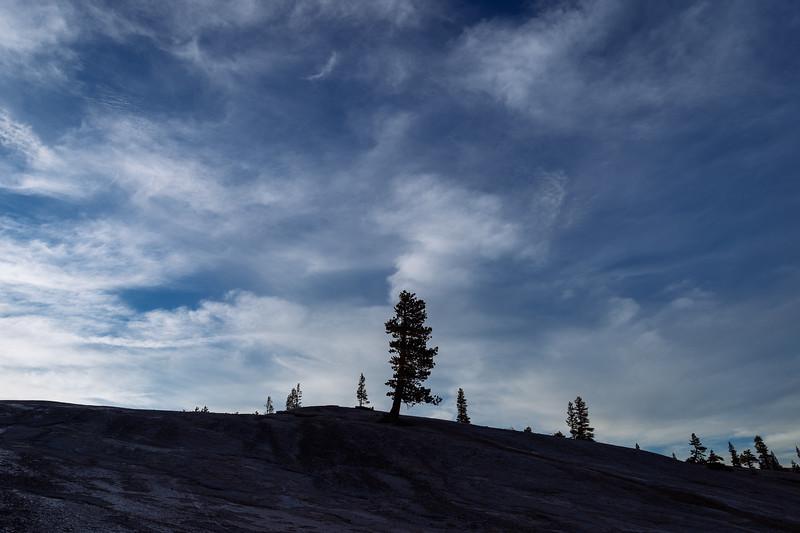 Summit, Potluck Dome, Yosemite