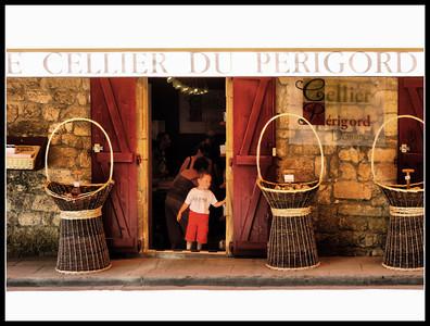 Domme (Aquitaine/Dordogne)