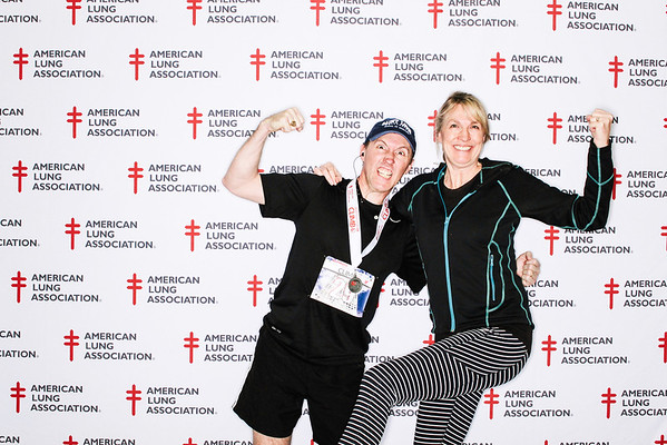 2020 American Lung Association Fight for Air Climb Team Photos