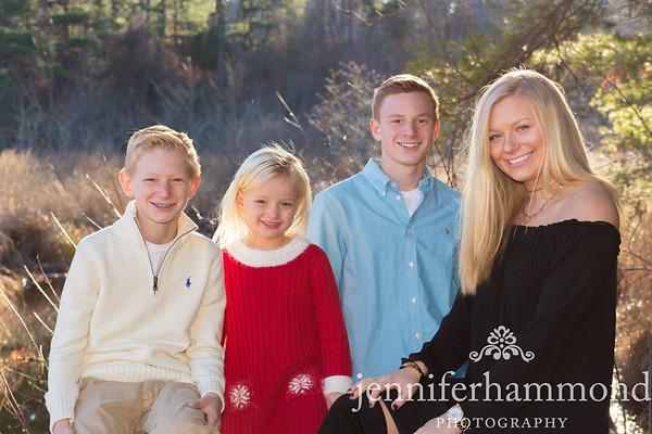 Jen & Family