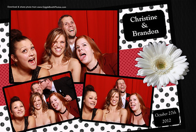 Christine & Brandon Wedding