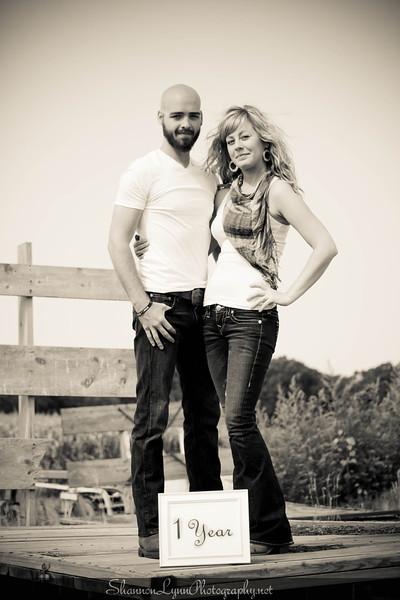 Shannon & Logan