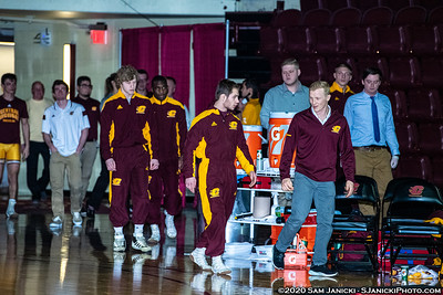 165-HWT - Central Michigan Vs Buffalo - 2-07-20